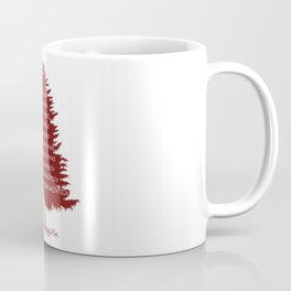 Merry Christmas Tree Coffee Mug