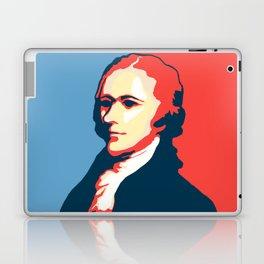 Alexander Hamilton Portrait Laptop & iPad Skin