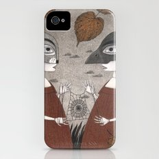 Ana and Eva (An All Hallows' Eve Tale) Slim Case iPhone (4, 4s)