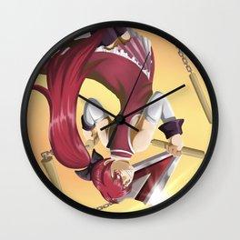 Kyoko Sakura Wall Clock