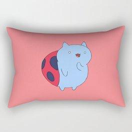 Catbug Rectangular Pillow