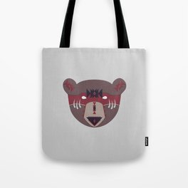 Bear Spirit Tote Bag