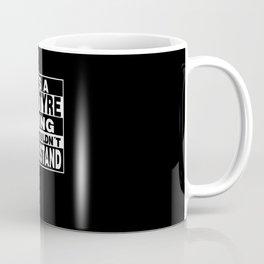 MCINTYRE Surname Personalized Gift Coffee Mug