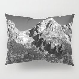 Grant Teton National Park - Mountains Pillow Sham