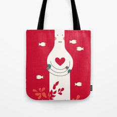 It is in my heart already Tote Bag