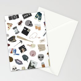 The XF Episodes Stationery Cards
