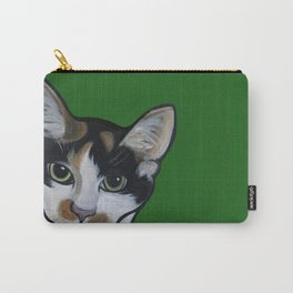 Callie the Calico Carry-All Pouch
