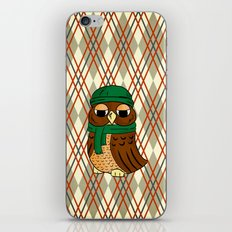 owl 2 iPhone & iPod Skin