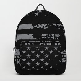 The Monsters And The Weak - US Army Veteran Backpack