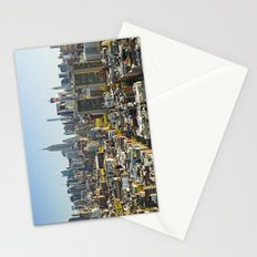 New York City from Tribeca. Stationery Cards