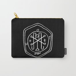 Oblicued Soul Carry-All Pouch