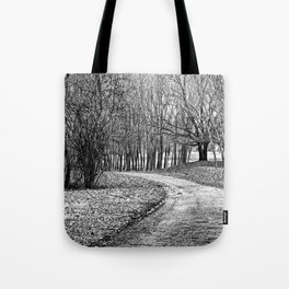 Out of Winter - The Peace Collection Tote Bag