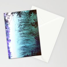 Reflective Tranquility Stationery Cards