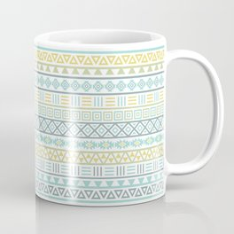 Aztec Influence Ptn Colorful Coffee Mug