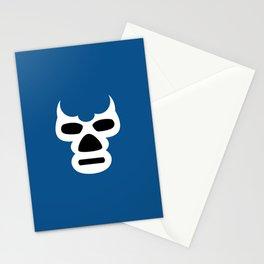 mascaras1 Stationery Cards