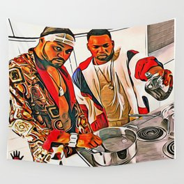 COOKING UP SOMETHING MARVELOUS Wall Tapestry