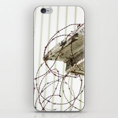 The Wire iPhone & iPod Skin