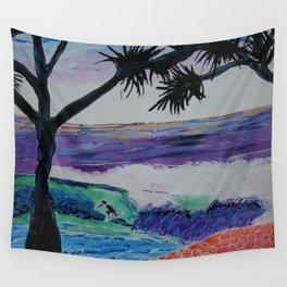 VUE SUR MER Wall Tapestry