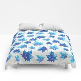 Maple leaves Comforters
