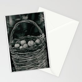 Yellow Plums Stationery Cards
