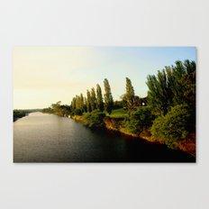 Thomson River Canvas Print