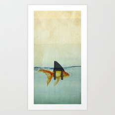 BRILLIANT DISGUISE 02 Art Print