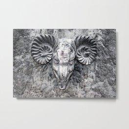 Romania II Metal Print