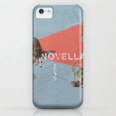 Novella- Mixed media Slim Case iPhone 5c