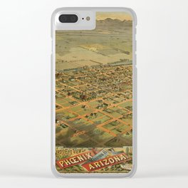 Phoenix 1885 Clear iPhone Case