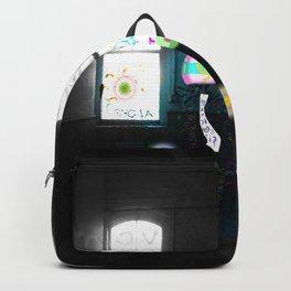Lantern in Room Backpack