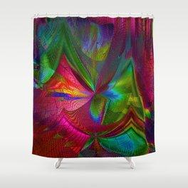 Filamental Shower Curtain