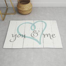 You & Me Rug