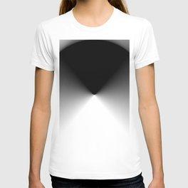 Dark and Light Burst T-shirt