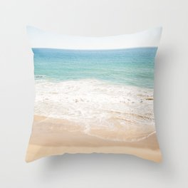 Malibu Dreaming Throw Pillow
