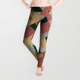 Tiling Mosaic Leggings