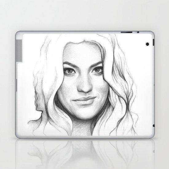 Debra Morgan (Jennifer Carpenter) Laptop & iPad Skin