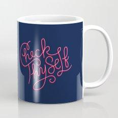 Check Thyself Mug
