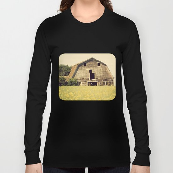 There will be a rainbow after the storm Long Sleeve T-shirt