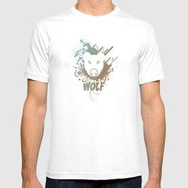 Wolf | Zoo Serie T-shirt