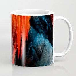 Red Saddle Coffee Mug