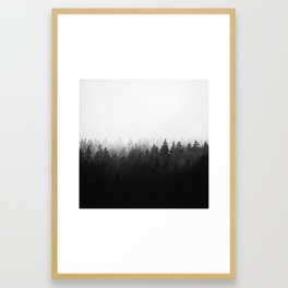 A Wilderness Somewhere Framed Art Print