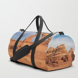 Delicate Arch 0415 - Arches National Park, Moab, Utah Duffle Bag