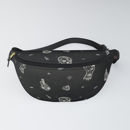 Let there be night Fanny Pack
