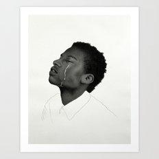 Saudade / Longing Art Print
