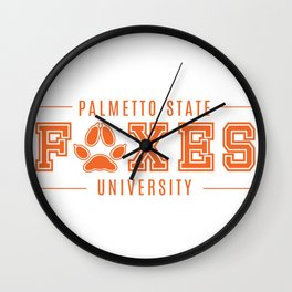 PSU Wall Clock
