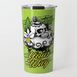 Nido de Ave Curio Travel Mug