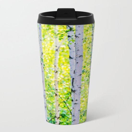 Birch Grove Metal Travel Mug