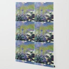 Claude Monet - Agapanthus Wallpaper