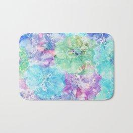 Floral Fantasy Bath Mat