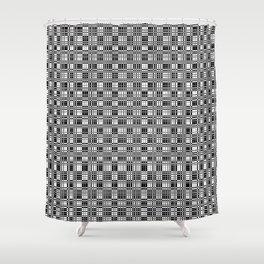 City Block Shower Curtain